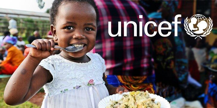 Pomozte s UNICEF dětem ve Rwandě: koza nebo příspěvek na vkladní knížku