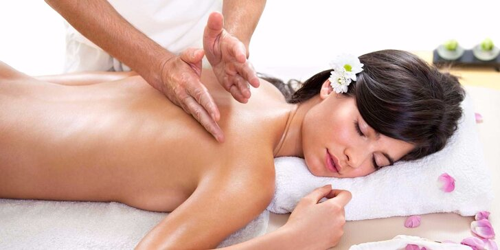 Hodinová masáž dle výběru: 7 druhů pro zmírnění bolesti, uvolnění i relaxaci