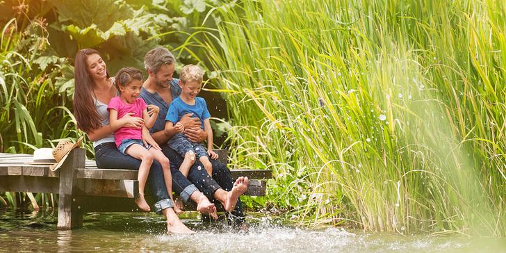 Pohodová aktivní dovolená v Harrachově s polopenzí - ideální pro rodiny s dětmi