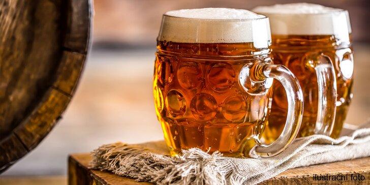 Desítka, jedenáctka i dvanáctka: 3 různá piva v baru Živo u Palečka