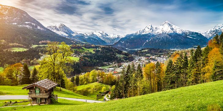 Babí léto a podzim v rakouských Alpách v apartmánech pro rodinu či partu přátel