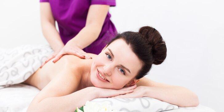 Zdravotní masáže, které odstraní bolest zad a přinesou úlevu vašemu tělu