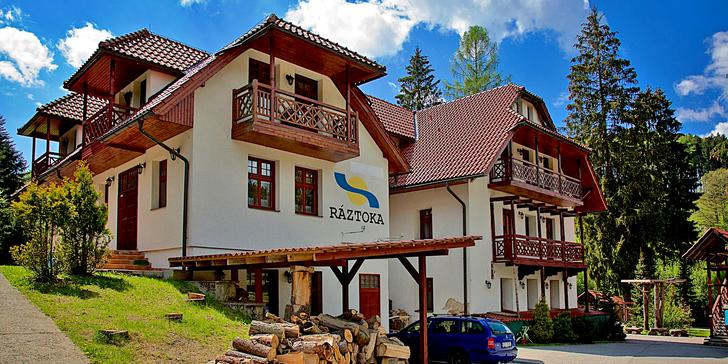 Léto či babí léto v kouzelné přírodě Podhostýnska: penzion se snídaní
