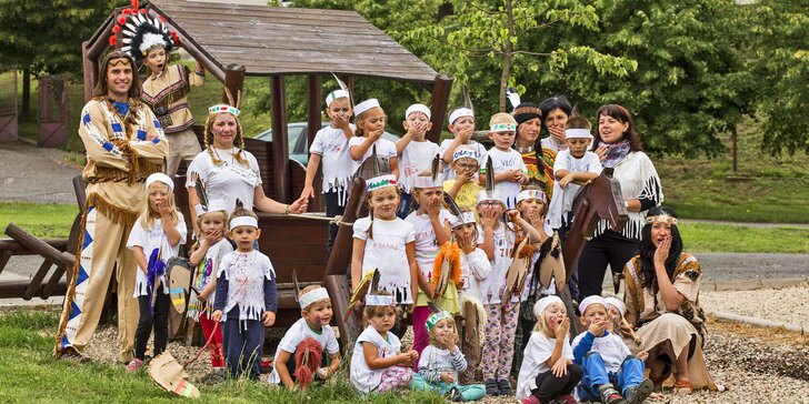 Letní dobrodružství pro děti od 3-8 let: Příměstské tábory v MŠ Fitlínek