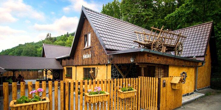 Nechte se okouzlit Slezskem: 2 noci v útulné Salaši s poctivou domácí polopenzí