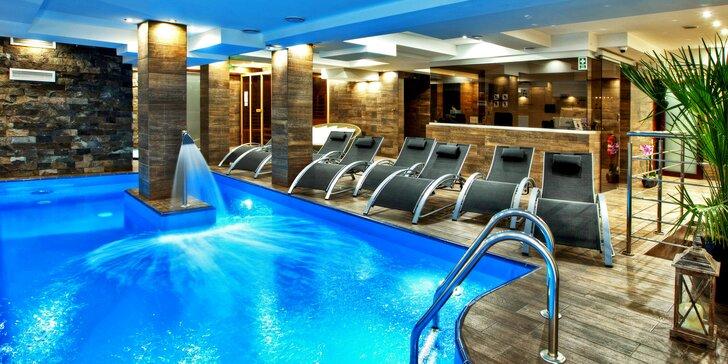 Skvělý relax v Tatrách: Pobyt v hotelu PIERIS*** s neomezeným wellness