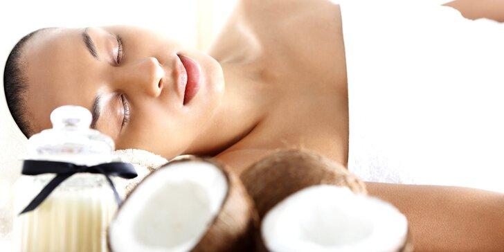 Odměňte se po práci hodinovou relaxací: klasické masáže i exotické procedury