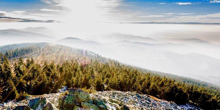 3 - 4 dny dny v krásné krajině Jeseníků: Pronájem apartmánu pro dva či rodinu