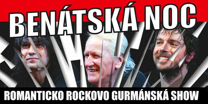 Festival pro rockery, romantiky i gurmány: Benátská noc s kapelou Katapult