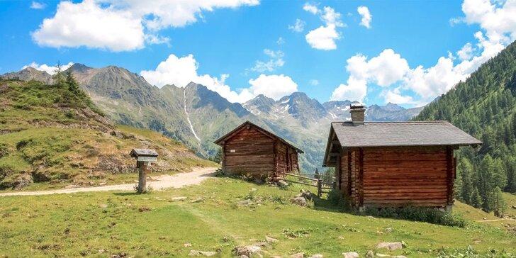 Babí léto v rakouských Alpách v apartmánech v blízkosti termálních lázní