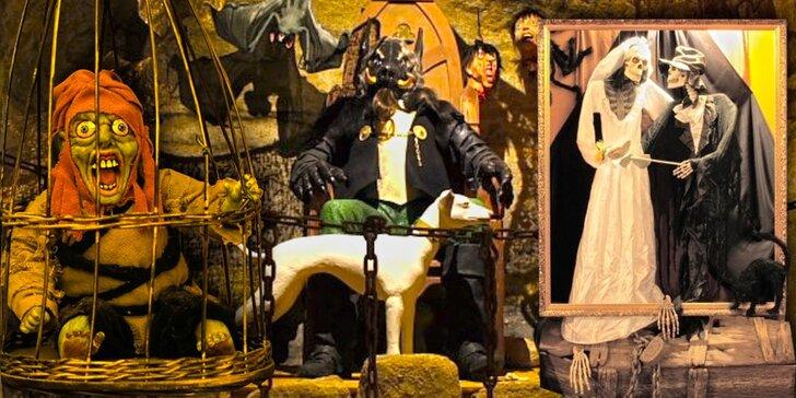 Přijďte si prohlédnout Muzeum strašidel v centru Plzně