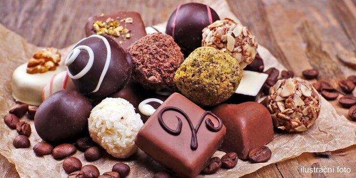 Belgické pralinky a čokolády: nejoblíbenější druhy nebo mix dle vašeho výběru