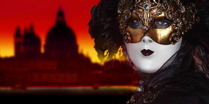 Stanete se obětí italské inkvizice? Úniková hra Carnevale až pro 4 hráče