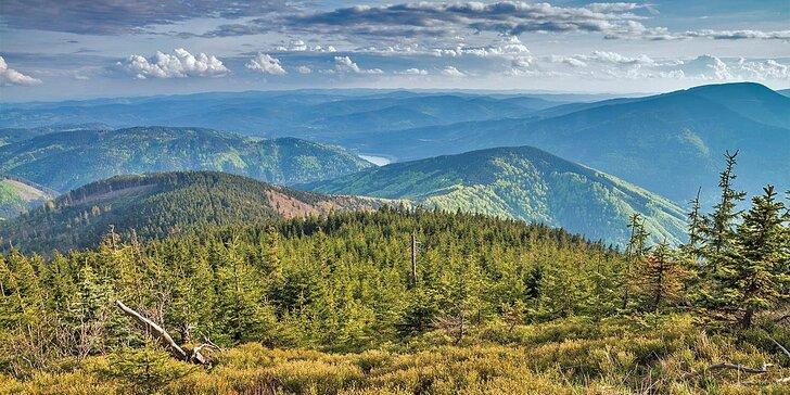 2-3 dny podzimního wellness hýčkání s plnou penzí v kouzelných Beskydech