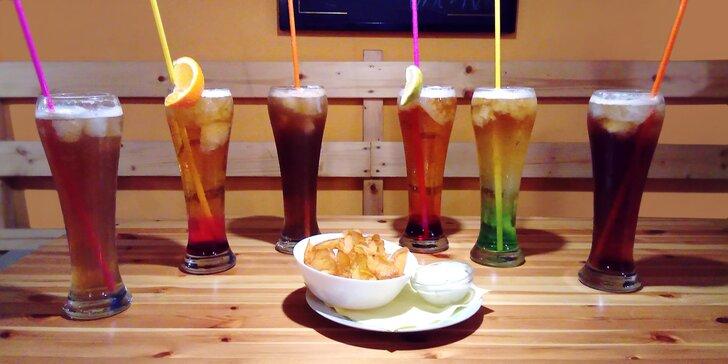 Zpestřete si hospodské posezení: Pivní koktejly i v kombinaci s domácími lupínky