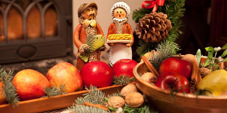Vyzdobený mlýn a Staré bělidlo: Vánoce na zámku v Ratibořicích a Babiččině údolí