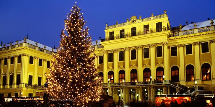 Adventní trhy v Rakousku - Vídeň a císařské sídlo Schloss Hof