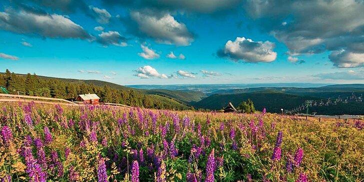 3 dny s rodinou či s partnerem v podzimních Krušných horách