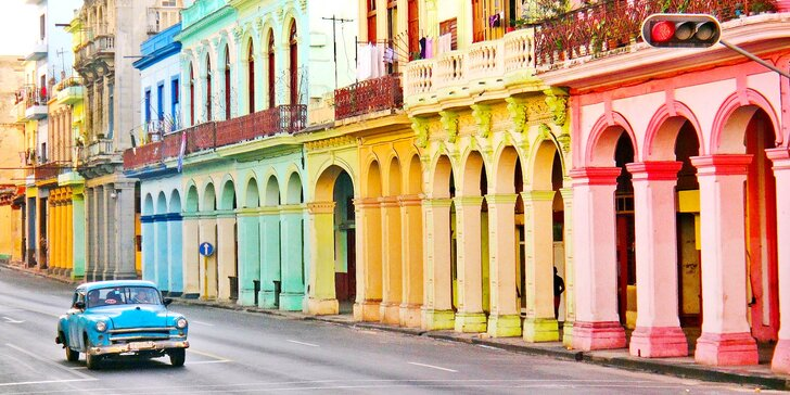 V březnu na Kubu – záloha na 13denní zájezd napěchovaný originálními zážitky