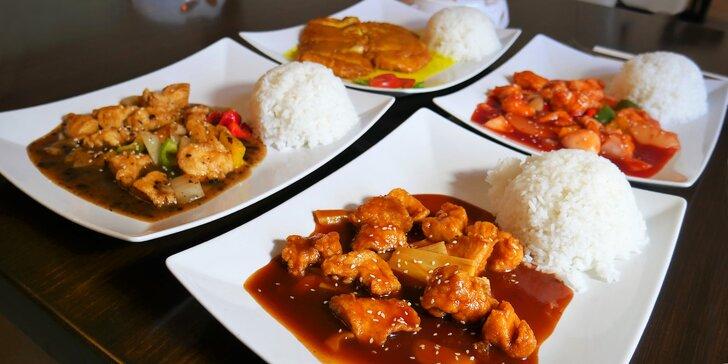 Hurá do orientu: kuřecí speciality podle hongkongských receptů pro dva