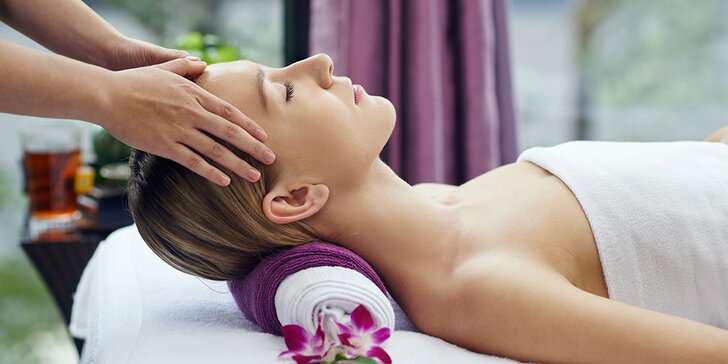 Péče pro vás: čištění pleti chemickým peelingem nebo relaxační masáž obličeje