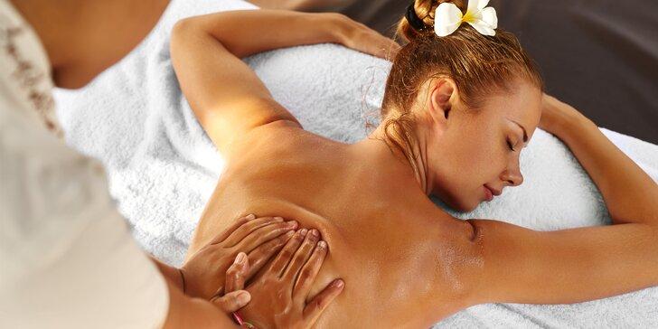 Tibetská masáž povzbuzující tělo i mysl v délce 60 minut