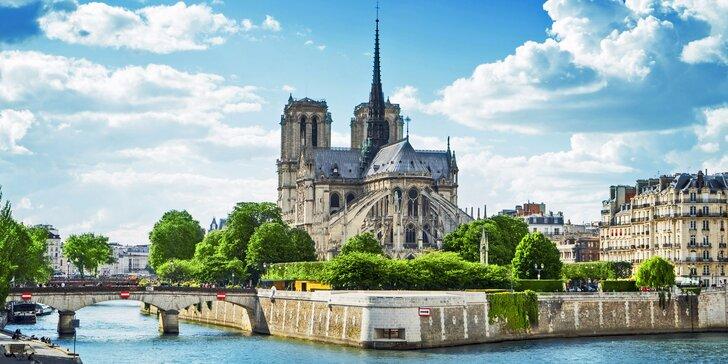 Zájezd do Paříže se zastávkou v Remeši a Versailles vč. ubytování na 2 noci