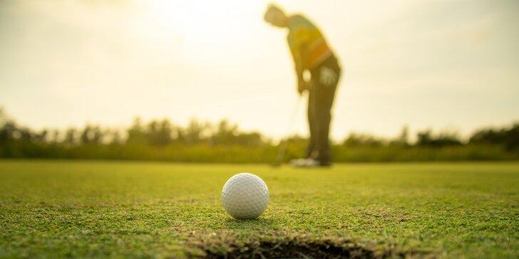 Golfový den v Holešově: vyzkoušejte sport gentlemanů