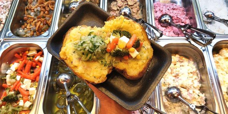 Úroda z holandských brambořišť míří k vám: vytuněné menu z Brambor Kingu
