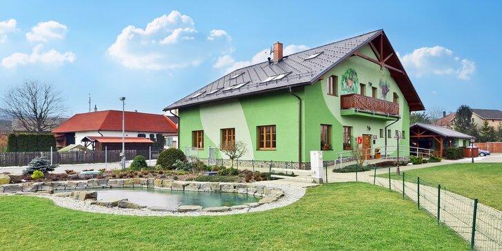 Třídenní pobyt v apartmánu s vířivkou a polopenzí u Hlučínského jezera