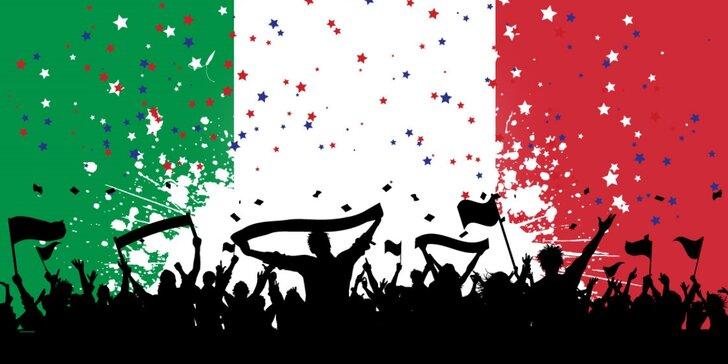 Šestiměsíční online kurz italštiny + 1 přístup pro druhou osobu zdarma
