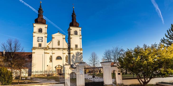 Poznávání jižní Moravy s vínem: ubytování přímo v Uherském Brodě