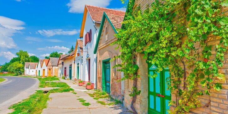 Sváteční zájezd do Maďarska: Lázně Harkány i vinice včetně 3 nocí v hotelu