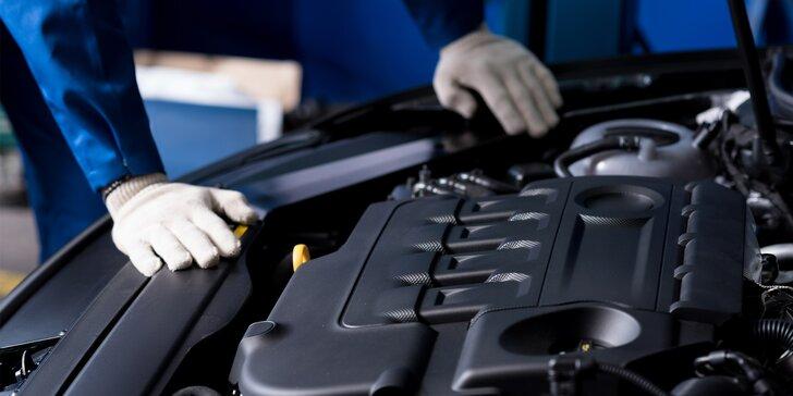 Pošlete auto do lázní: Parní čištění motorů a dekontaminace autolaku a rzi