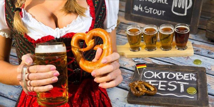 Celodenní výlet na oblíbené bavorské slavnosti: Oktoberfest 2017 v Mnichově