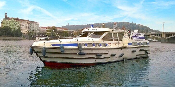 Víkendový kapitánský kurz VMP pro řízení rekreačních lodí