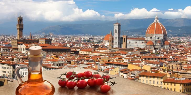 Perly Toskánska: Florencie a Pisa, Napoleonova Elba s koupáním u moře vč. snídaně
