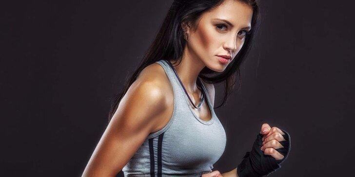 Vybijte stres a zlepšete si kondici: sebeobrana a kruhový trénink pro každého
