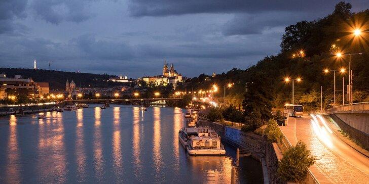 3hodinový kurz večerního a nočního fotografování