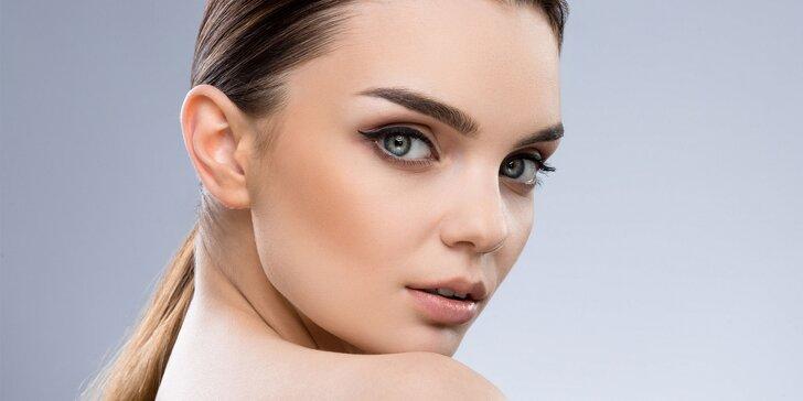 Permanentní make-up obočí pro svůdný pohled