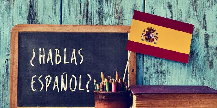 Podzimní půlroční kurzy španělštiny pro různé úrovně