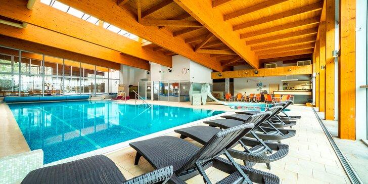 Za výlety a wellness do Javorníků: Polopenze, bazén, sauny i mnoho aktivit