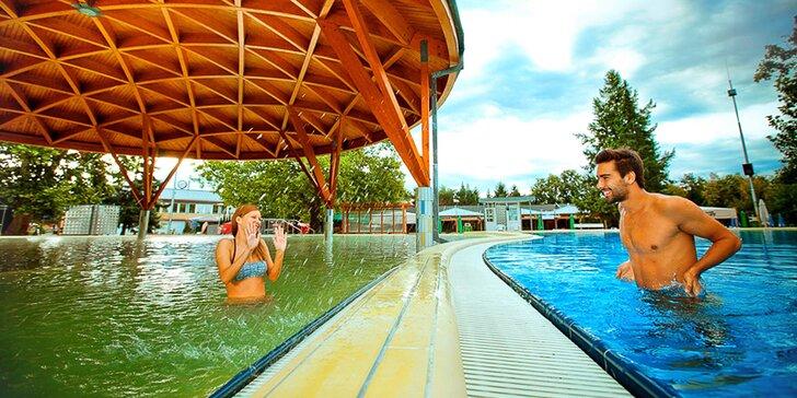 Relaxační zájezd do maďarských lázní ve městech Bük a Győr s nocí ve 3* hotelu