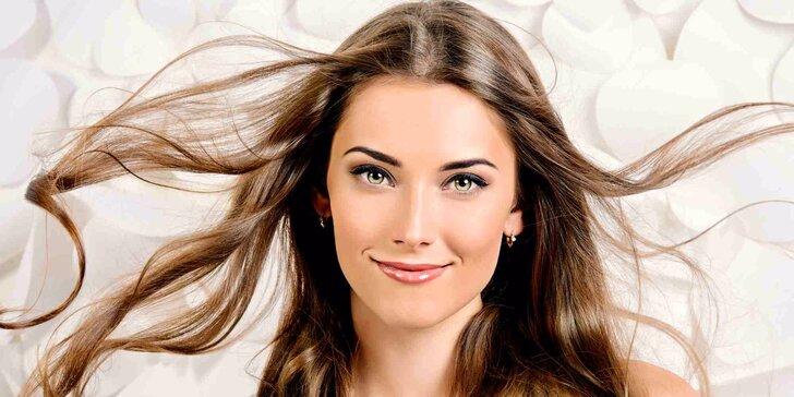 Kompletní kosmetické ošetření pro všechny typy pleti včetně líčení