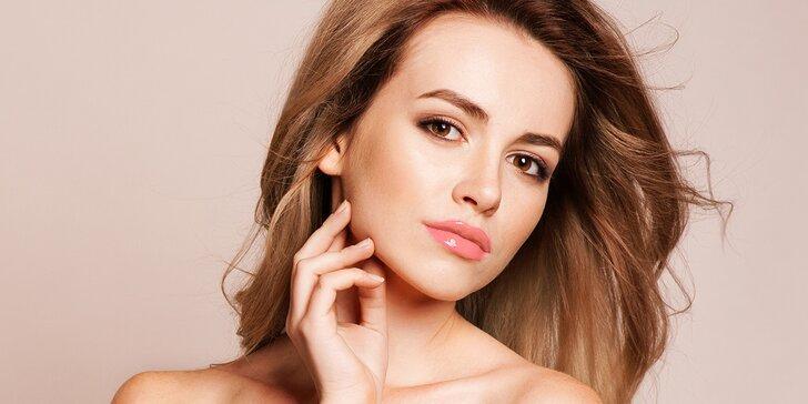 Vypnutá pleť: Kosmetické ošetření pleti anti-age de luxe