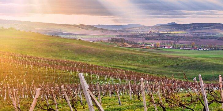Podzim na jižní Moravě: 3 až 6 dní s polopenzí a řadou sportovišť v okolí