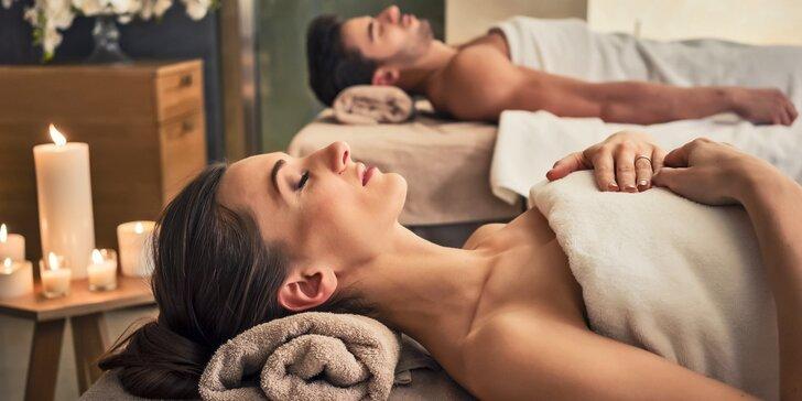 Wellness pobyt s polopenzí, masáží, solnou jeskyní, saunou i bowlingem