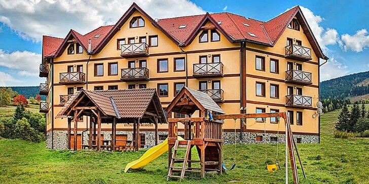 Relax a turistika v útulných apartmánech se slevou do aquaparku i wellness