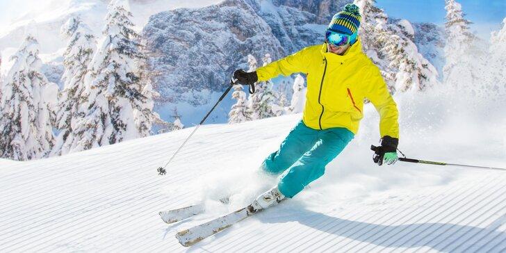 Zima plná akce: důkladný a rychlý servis lyží nebo snowboardu