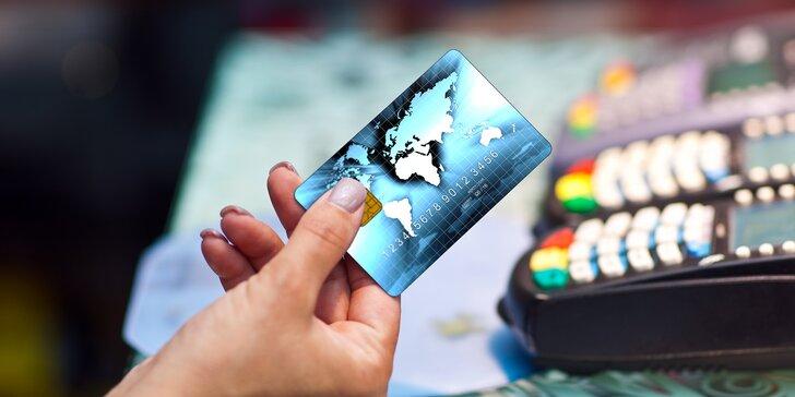 Nechcete si zřizovat bank. účet ani platit v hotovosti? Zkuste FreePay MasterCard
